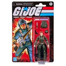 "G.I. Joe Retro Collection Series 2021 10cm Robert ""Grunt"" Greaves"