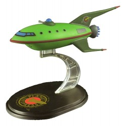 Futurama réplique Mini Masters Q-Fig Planet Express Ship LC Exclusive 12 cm