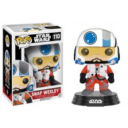 Star Wars Episode VII POP! Vinyl Bobble Head Snap Wexley 9 cm
