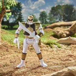Figurine Power Rangers Retro Morphin White Tommy
