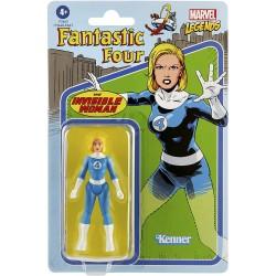 Figurine Marvel Retro 10cm  The Invisible Woman