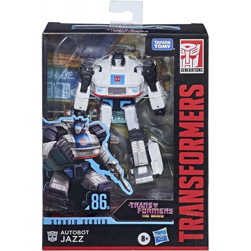 Transformers studio Series 86  16cm Autobot Jazz