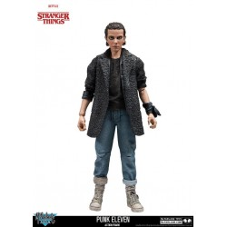 Stranger Things figurine Punk Eleven 15 cm