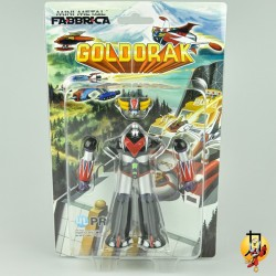 Goldorak 12cm Mini Metal Fabbrica Retro Manga