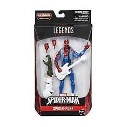 Figurine Marvel Legends Spider-Man 15cm Spider-Punk