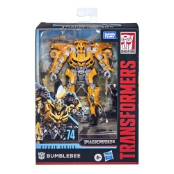 Transformers Studio Series 74 11 cm Bumblebee & Sam Witwicky