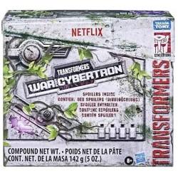 Transformers WFC Deluxe Netflix Series Megatron Spoiler Pack 18cm