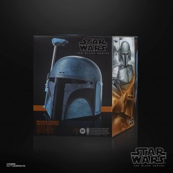 Star Wars Black Series Casque Echelle 1/1 Mandalorian Death Watch