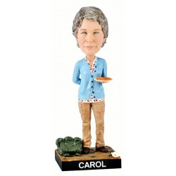 Walking Dead Bobble Head Carol 20 cm