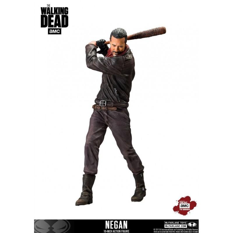 The Walking Dead TV Version figurine Deluxe Negan 25 cm