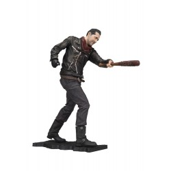 The Walking Dead TV Version figurine Deluxe Negan Merciless Edition 25 cm
