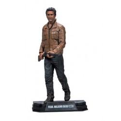 Fear The Walking Dead figurine Color Tops Travis Manawa 18 cm