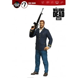 The Walking Dead TV Version figurine Color Tops Abraham Ford 18 cm