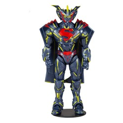 DC Multiverse figurine Superman Energized Unchained Armor (Gold Label) 18 cm