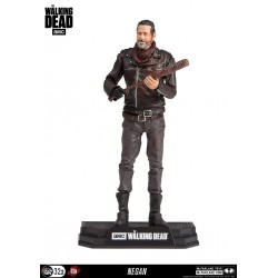 The Walking Dead TV Version figurine Negan Bloody18 cm