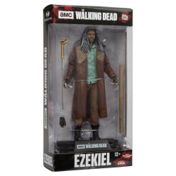 The Walking Dead TV Version figurine Ezekiel 18 cm