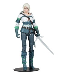 The Witcher figurine Ciri (Elder Blood) 18 cm