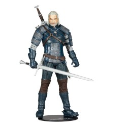 The Witcher figurine Geralt of Rivia 18 cm