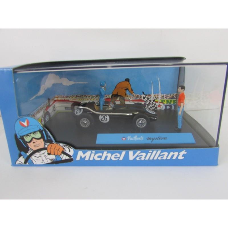 Voiture 1/43 Michel Vaillant : Vaillante mystère