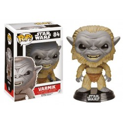 Star Wars Episode VII POP! Vinyl Bobble Head Varmik 9 cm
