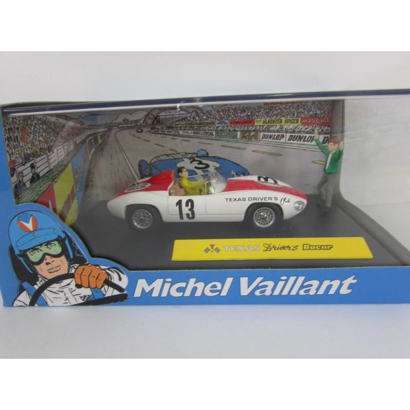 Voiture 1/43 Michel Vaillant : Texas Drivers Bocar
