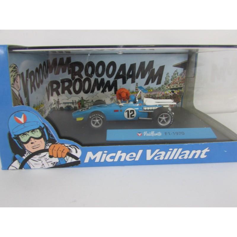 Voiture 1/43 Michel Vaillant : Vaillante F1-1970