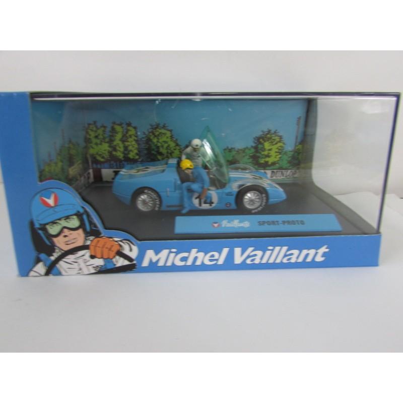Voiture 1/43 Michel Vaillant : Vaillante Sport Proto