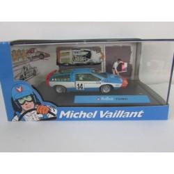 Voiture 1/43 Michel Vaillant : Vaillante Rusch