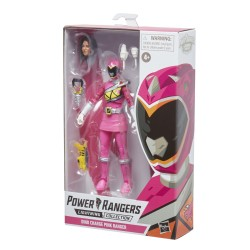 Figurine Power Rangers Lightning Collection 15cm Dino Charge Pink Ranger
