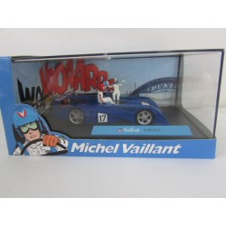 Voiture 1/43 Michel Vaillant : Vaillante LM07
