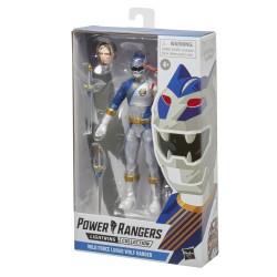 Figurine Power Rangers Lightning Collection 15cm Wild Force Lunar Wolf Ranger