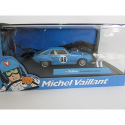 Voiture 1/43 Michel Vaillant : Vaillante Commando