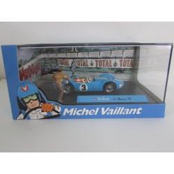 Voiture 1/43 Michel Vaillant : Vaillante Le Mans 61