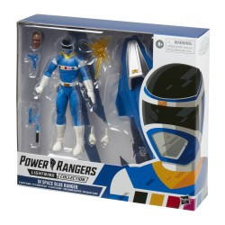 Figurine Power Rangers Lightning Collection In space Blue Ranger