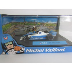 Voiture 1/43 Michel Vaillant : F1 1982 Turbo