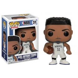NBA POP! Sports Vinyl Figurine Karl-Anthony Towns (Minnesota Timberwolves) 9 cm