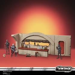 Star Wars Vintage Collection 10cm PlaysetThe Mandlorian Nevarro Cantina