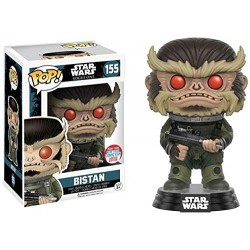 Funko Pop Star Wars Bistan NYCC 2016 Exclusive Vinyl Figure