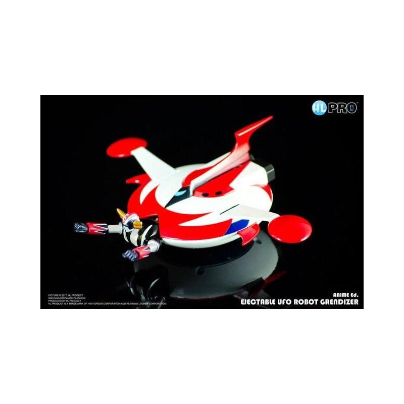 Goldorak (Grendizer) réplique Diecast Spacer with Ejectable Grendizer 20th Anniversary Ver. 15 cm