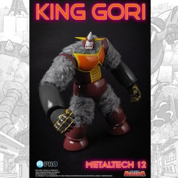 Grendizer / Goldorak King Gori 18cm Figure