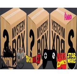 Lot Promotions 6 Figurines Funko Pop! Boite Mystère Funko Accueil