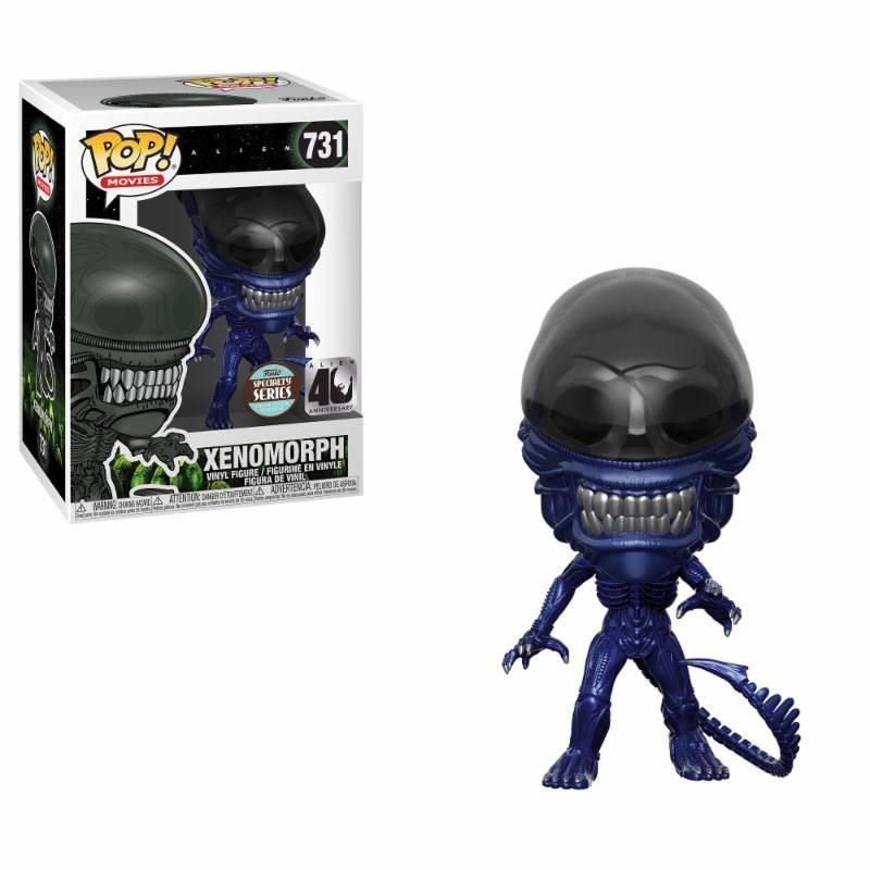 Alien POP! Movies Vinyl figurine 40th Anniversary Xenomorph 9 cm