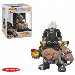 Overwatch Super Sized POP! Games Vinyl Figurine Roadhog 15 cm