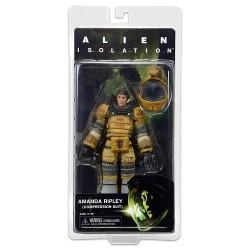 Figurine Alien Série 6 Amanda Ripley Compression Suit 18 cm
