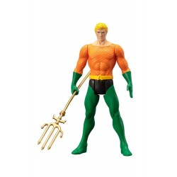 DC Comics statuette PVC ARTFX+ 1/10 Aquaman (Classic Costume) 19 cm Kotobukiya Tout L'univers Dc Comics