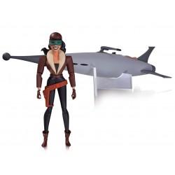 The New Batman Adventures figurine Deluxe Roxy Rocket 14 cm