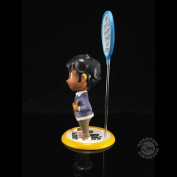 The Big Bang Theory figurine Q-Pop Rajesh Koothrappali 9 cm