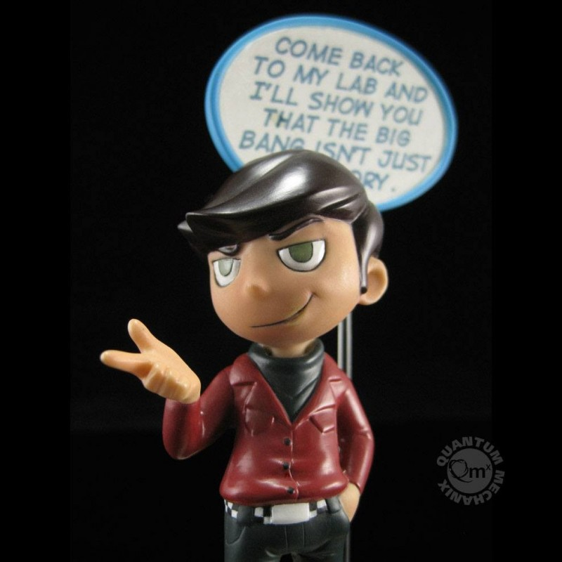 The Big Bang Theory figurine Q-Pop Howard Wolowitz 9 cm
