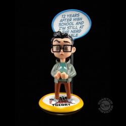 The Big Bang Theory figurine Q-Pop Leonard Hofstadter 9 cm