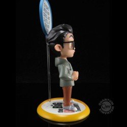 The Big Bang Theory figurine Q-Pop Leonard Hofstadter 9 cm